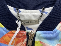 Stai Zitta | CAMPERA PRATO MULTICOLOR - little MOD