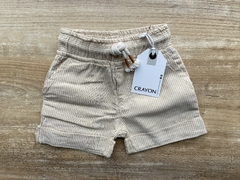 SHORT SANTOS BABY BOYS (CRUDO)