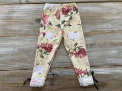 Waw Kids | LEGGINGS PEONIA GIRLS - little MOD