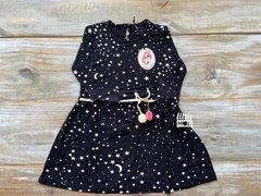 VESTIDO STAR GIRLS