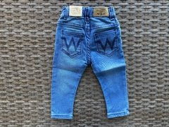 DENIM BONNY BABY BOYS (CELESTE) en internet