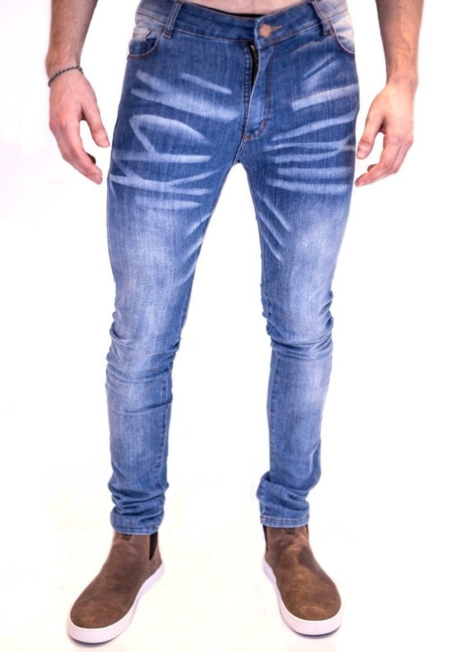 Jean Laser Light Blue