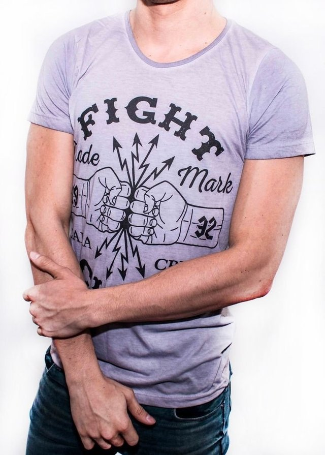 Remera Fight Club