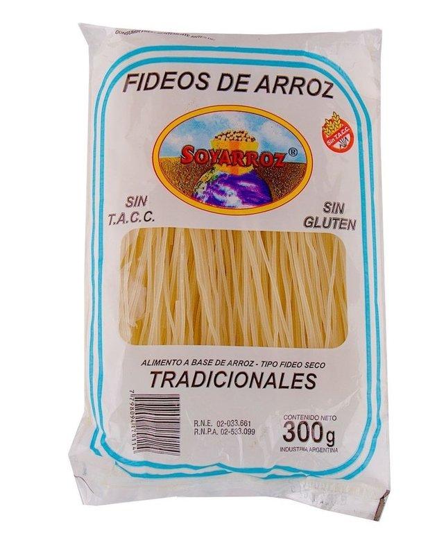 Fideos de Arroz - Soy Arroz Tradicional