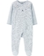 Enterito Koala Azul con Pies by Carters