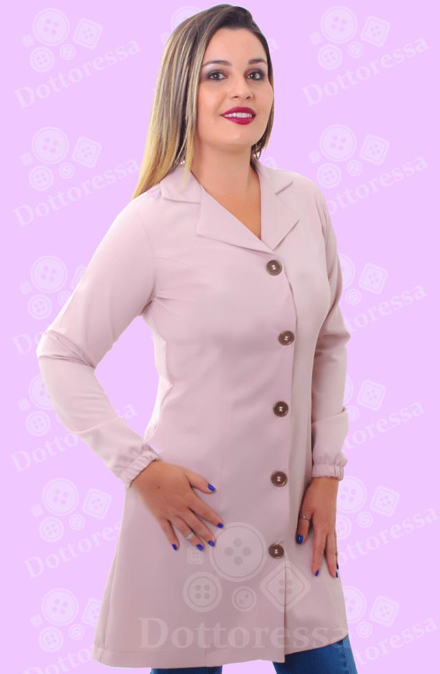 43ae356d41331 Compre online produtos de Dottoressa Jalecos e Uniformes