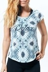 Remera Relax Azul