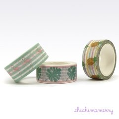 Washi Tapes Tropical en internet