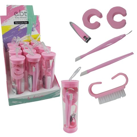 Set Pedicuria Tubo