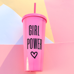 Vaso Girl Power