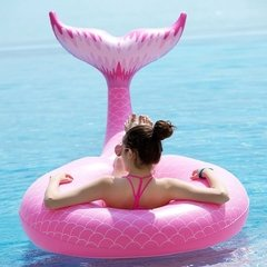 Inflable Sirena Ring - comprar online