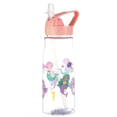 Botella estampada con pico 540ml