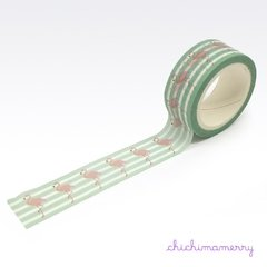 Washi Tapes Tropical - Chichimamerry