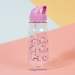 Botella estampada con pico 540ml - Chichimamerry