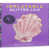 Inflable Shell con Glitter