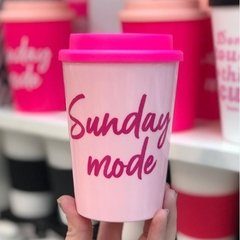 Taza Sunday Mode - comprar online