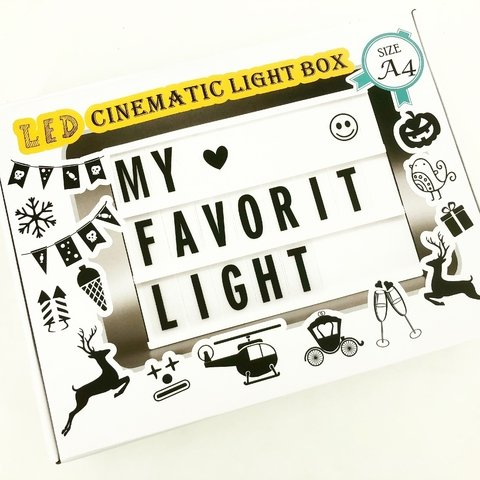 Light Box Cinema - comprar online