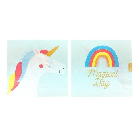 Servilletas Papel Magical Day - comprar online