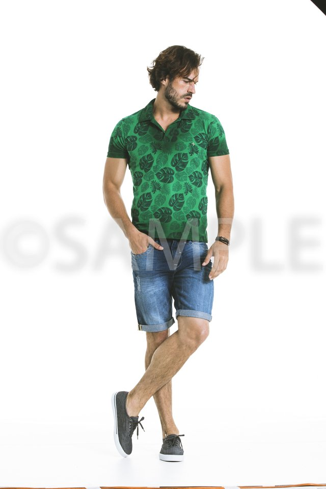 Look Masculino Adulto