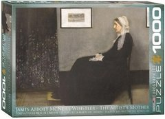 (1409) The Artist's Mother; James Mcneill - 1000 peças