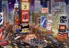 (408) An Evening in Times Square: Alexander Chen - 8000 peças