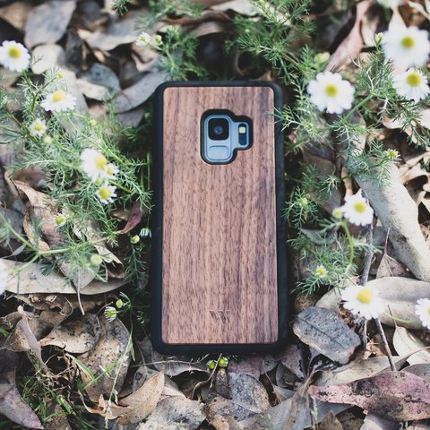 Galaxy S9 - Walnut