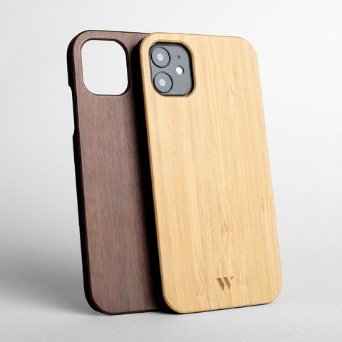 Pack (x2) iPhone 11 - Siena & Walnut
