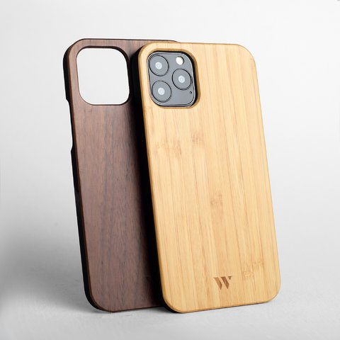 Pack (x2) iPhone 11 Pro - Siena & Walnut