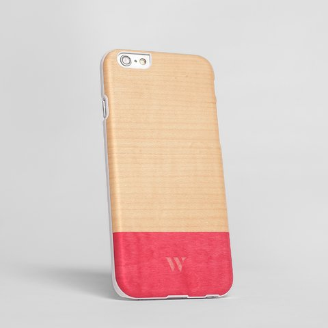 iPhone 6 / 6s - Light Scarlet