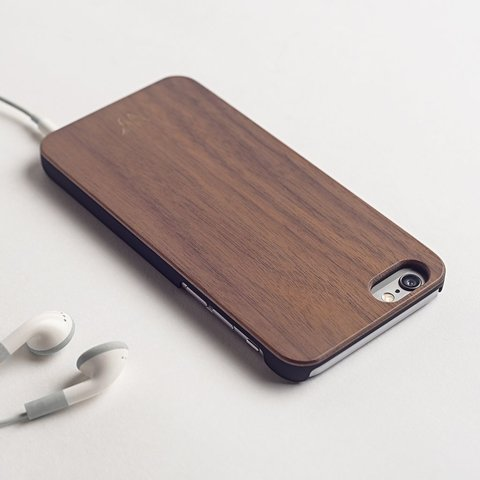 iPhone 6 / 6s - Walnut