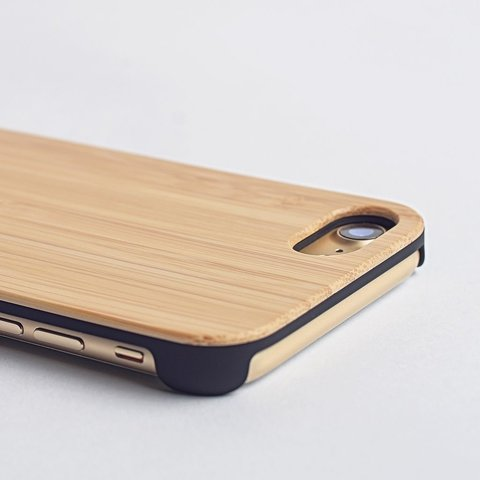 Pack (x2) iPhone 7 / 8 - Siena & Walnut