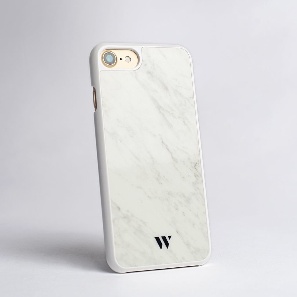 iPhone 7 / 8 - White Marble