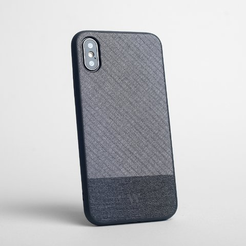 iPhone X / Xs - Alcantara