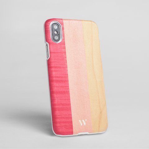 iPhone X - Pink Pie