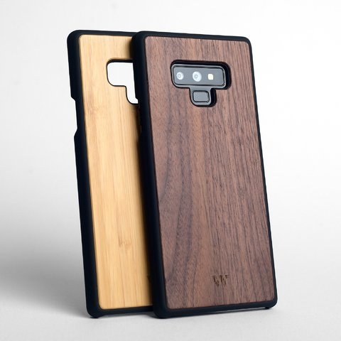 Pack (x2) Note 9 - Siena & Walnut