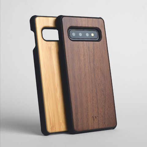 Pack (x2) Galaxy S10 - Siena & Walnut