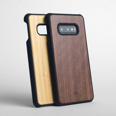 Pack (x2) Galaxy S10e - Siena & Walnut