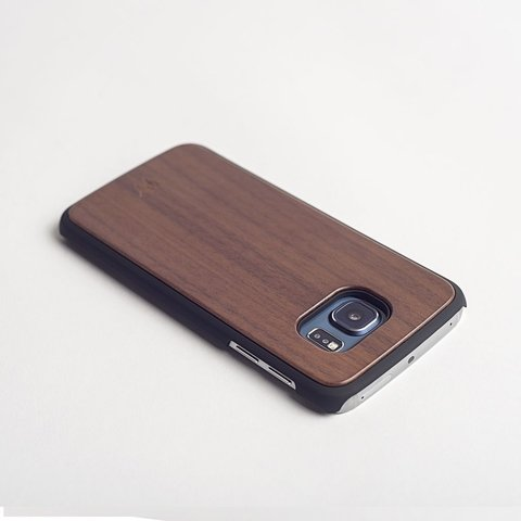 Galaxy S6 Edge - Walnut