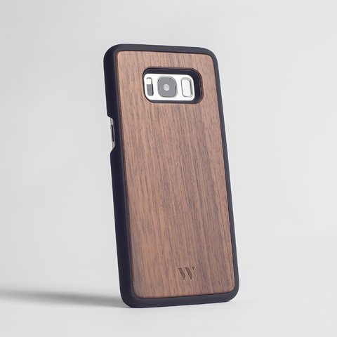 Galaxy S8 - Walnut