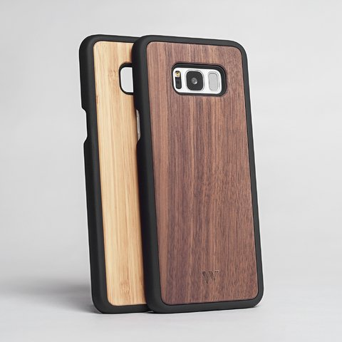 Pack (x2) S8 Plus - Siena & Walnut