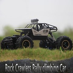 Carro de Controle Remoto Off-Rroad RC 4WD 4x4 Motores Bigfoot na internet