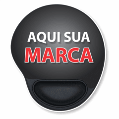 04-Mouse Pad Erg. Promocional - loja online
