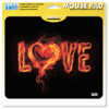 1017-MOUSE PAD LOVE na internet