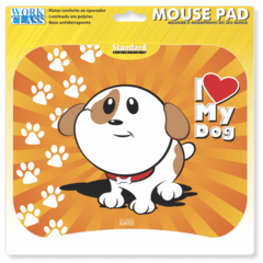 1127-Mouse Pad Love My Dogs na internet