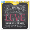 1159-Mouse Pad Need is Love - comprar online