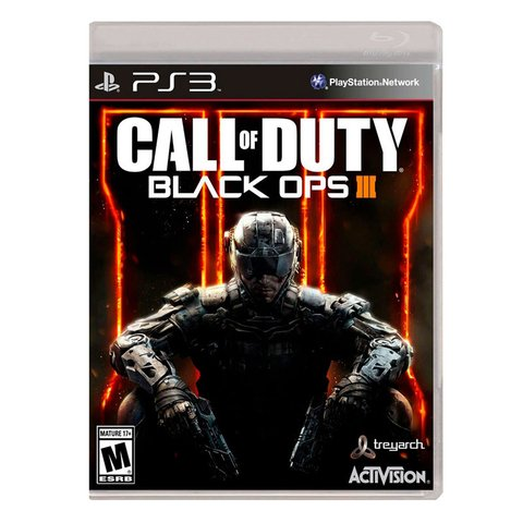 Juego Call Of Duty Black Ops 3 Ps3 (NCV278)