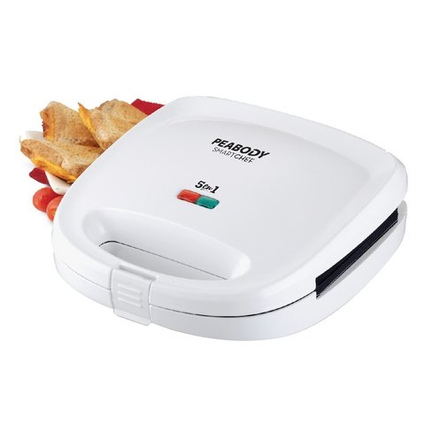 Sandwichera PEABODY 5en1 700W PE-SW6141 (NED339)