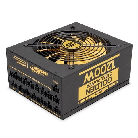 Fuente Sentey Golden Steel Power 1200W Modular (NFU203)