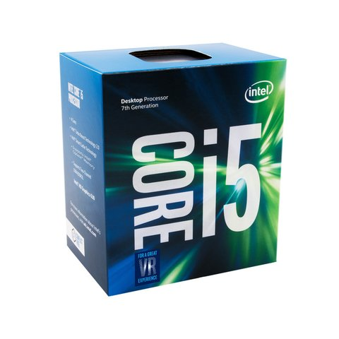 Procesador INTEL CORE I5 7400 S. 1151 - Box (NPR115)