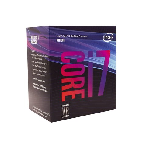 INTEL CORE i7 8700 S1151 Box (NPR126)